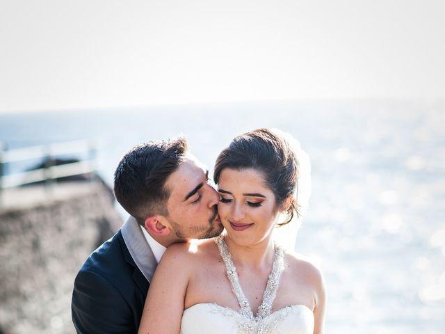 O casamento de Alberto e Cristina em Funchal, Madeira 103