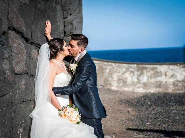 O casamento de Alberto e Cristina em Funchal, Madeira 104