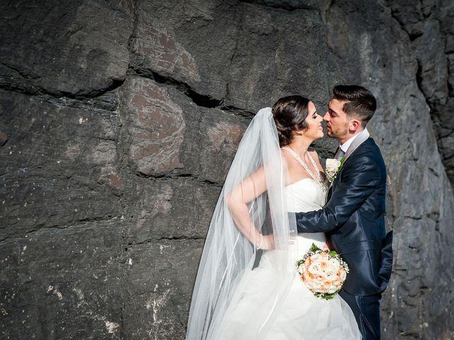 O casamento de Alberto e Cristina em Funchal, Madeira 105