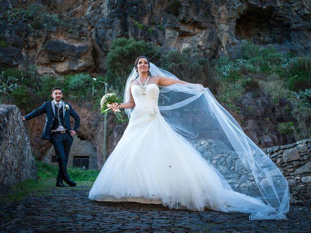 O casamento de Alberto e Cristina em Funchal, Madeira 111