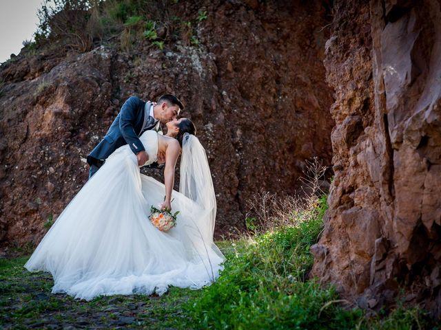 O casamento de Alberto e Cristina em Funchal, Madeira 113