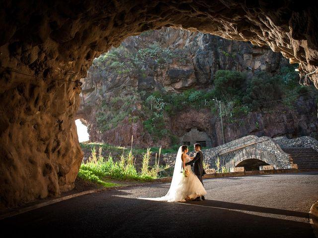 O casamento de Alberto e Cristina em Funchal, Madeira 117