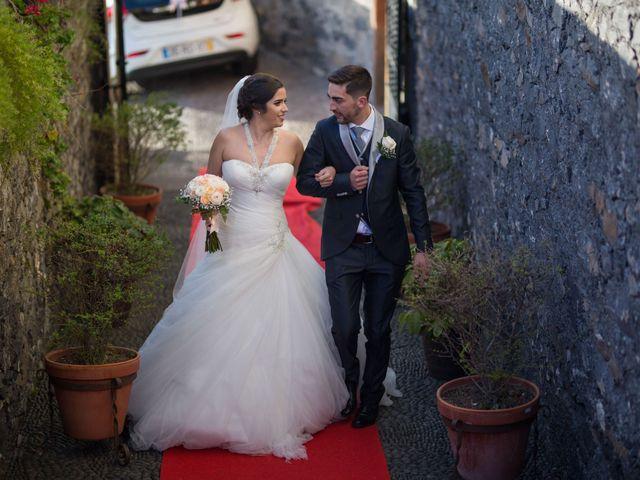 O casamento de Alberto e Cristina em Funchal, Madeira 118
