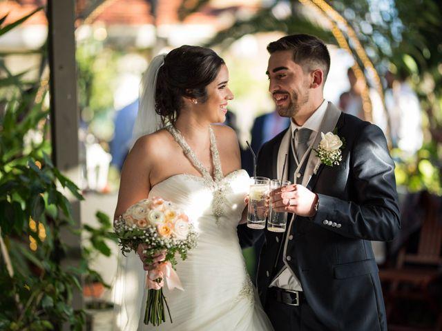 O casamento de Alberto e Cristina em Funchal, Madeira 119