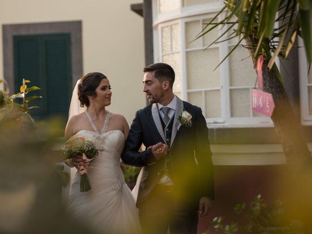 O casamento de Alberto e Cristina em Funchal, Madeira 125