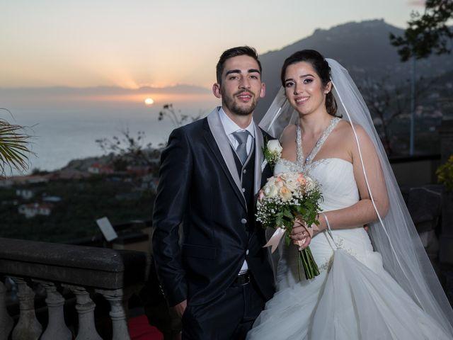 O casamento de Alberto e Cristina em Funchal, Madeira 133