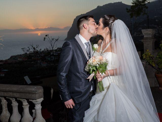 O casamento de Alberto e Cristina em Funchal, Madeira 134