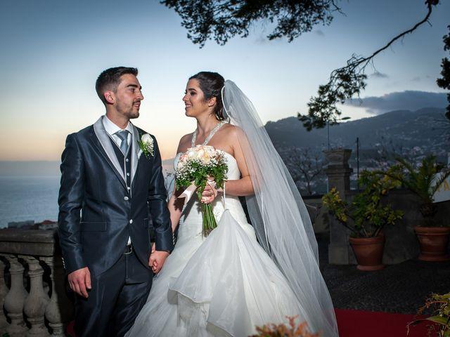 O casamento de Alberto e Cristina em Funchal, Madeira 135