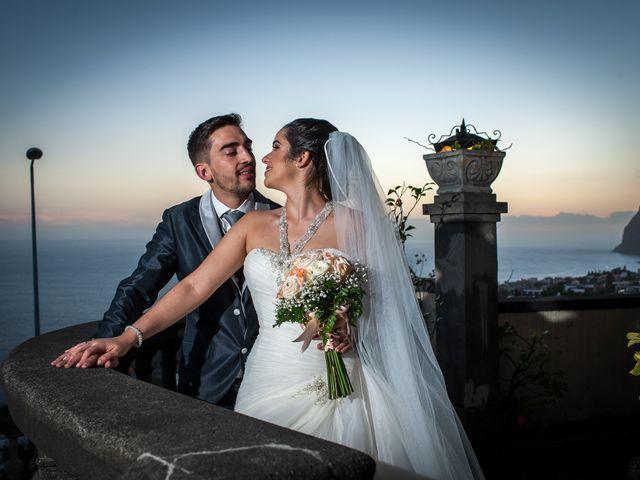 O casamento de Alberto e Cristina em Funchal, Madeira 136