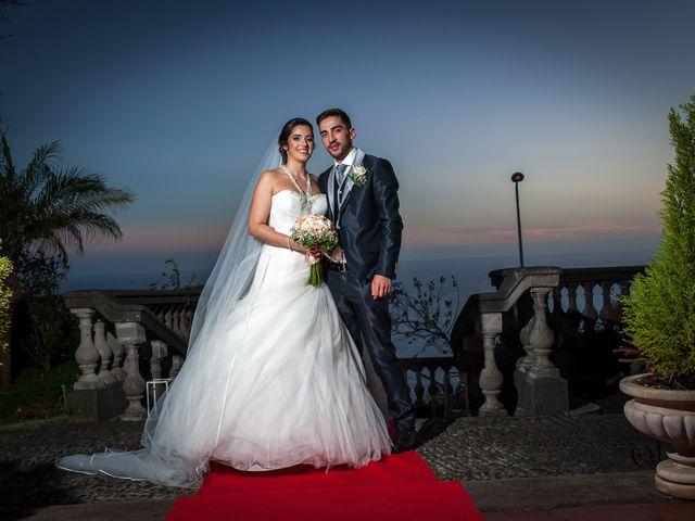 O casamento de Alberto e Cristina em Funchal, Madeira 138