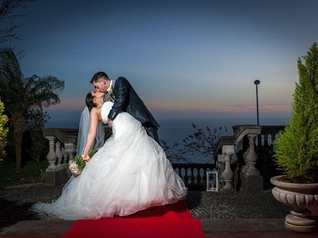 O casamento de Alberto e Cristina em Funchal, Madeira 139