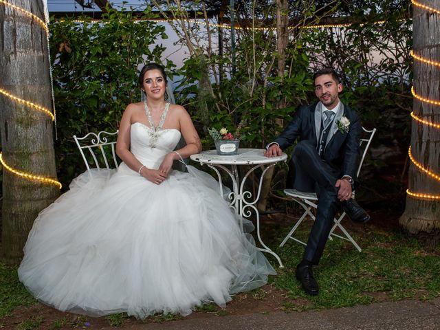 O casamento de Alberto e Cristina em Funchal, Madeira 140