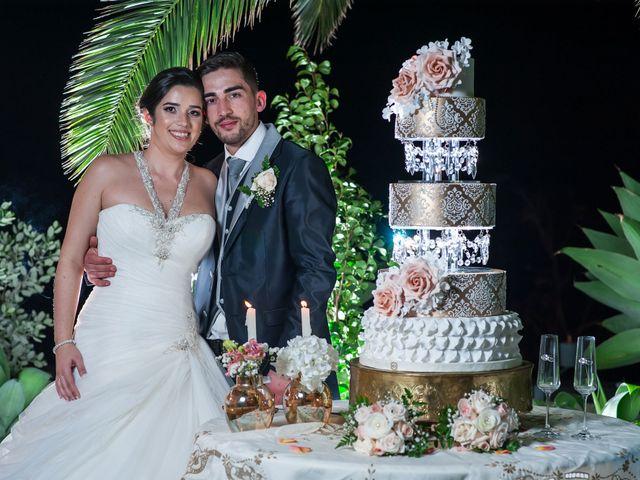 O casamento de Alberto e Cristina em Funchal, Madeira 143