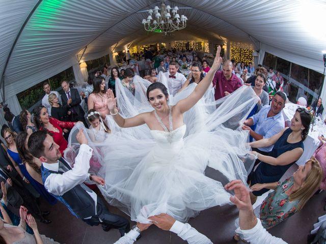 O casamento de Alberto e Cristina em Funchal, Madeira 155