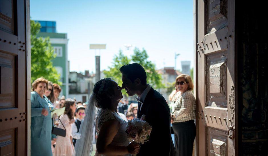 O casamento de André e Diana em Montijo, Montijo