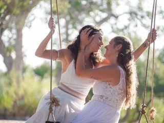 O casamento de Lúcia e Vera 2