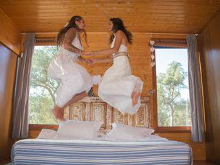 O casamento de Lúcia e Vera 3