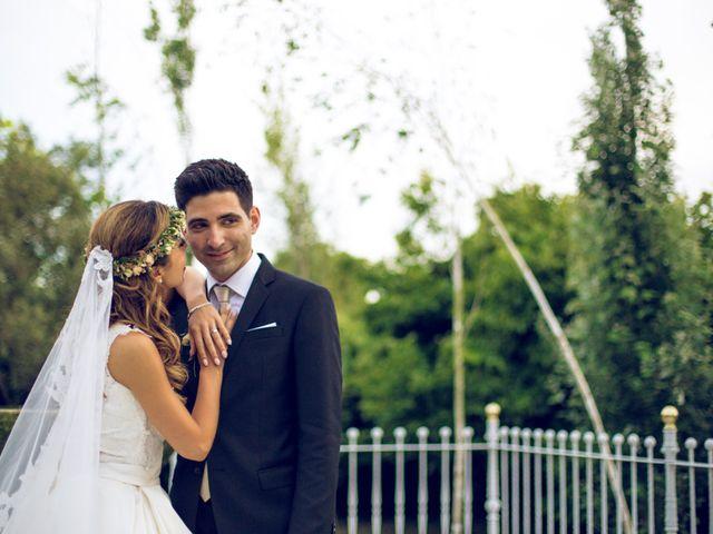 O casamento de Diana e Jorge