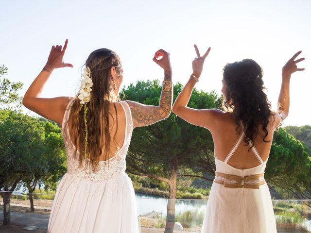 O casamento de Vera e Lúcia em Canha, Montijo 9