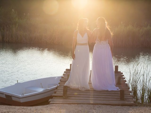 O casamento de Vera e Lúcia em Canha, Montijo 14