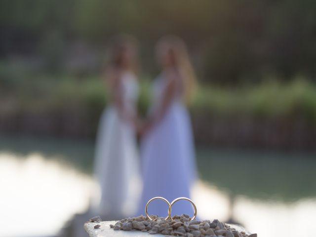 O casamento de Vera e Lúcia em Canha, Montijo 25