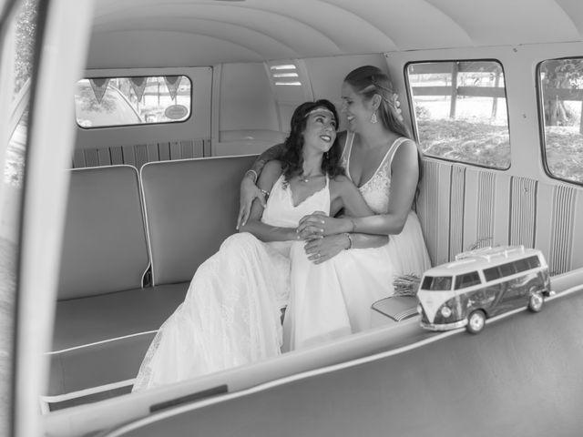 O casamento de Vera e Lúcia em Canha, Montijo 43