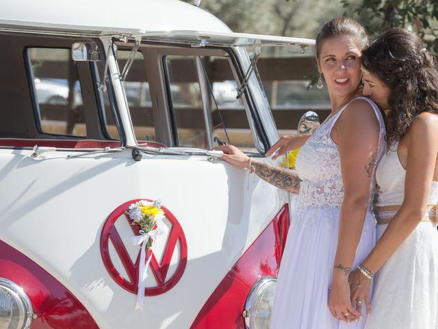 O casamento de Vera e Lúcia em Canha, Montijo 47