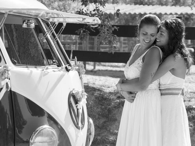 O casamento de Vera e Lúcia em Canha, Montijo 48