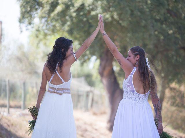 O casamento de Vera e Lúcia em Canha, Montijo 51