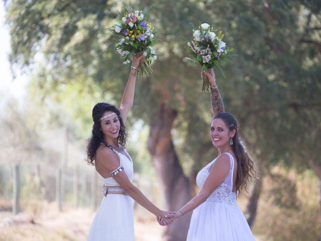 O casamento de Vera e Lúcia em Canha, Montijo 52