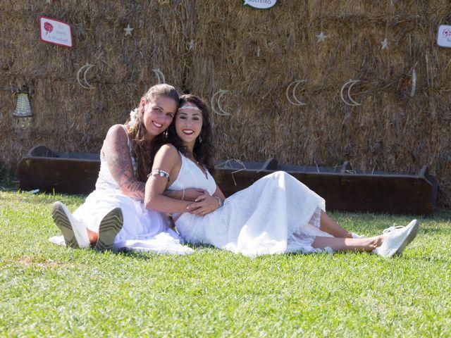 O casamento de Vera e Lúcia em Canha, Montijo 54