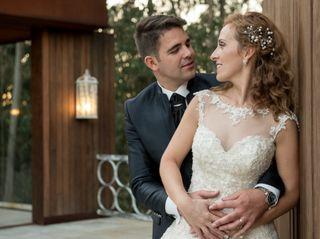 O casamento de Anabela e Nuno