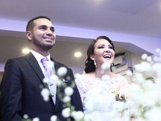 O casamento de Amanda e Augusto