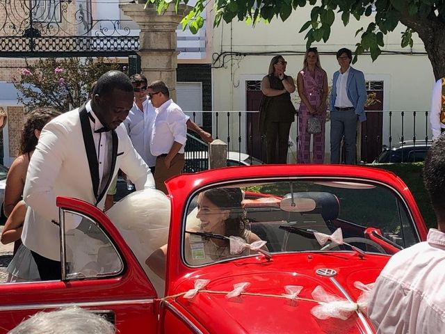 O casamento de Daniela e Samson