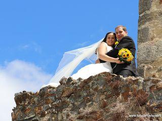 O casamento de Carla e Nelson