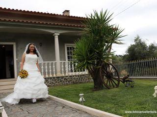 O casamento de Carla e Nelson 3
