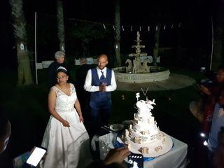 O casamento de Paula e Hélder 3