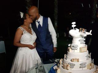 O casamento de Paula e Hélder 2