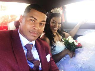 O casamento de Vanessa e Joel 1