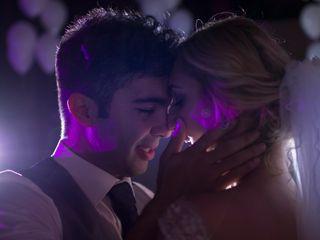 O casamento de Mariana e José