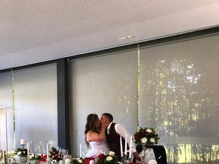 O casamento de Cátia  e Lini   1