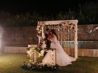 O casamento de Cátia  e Lini