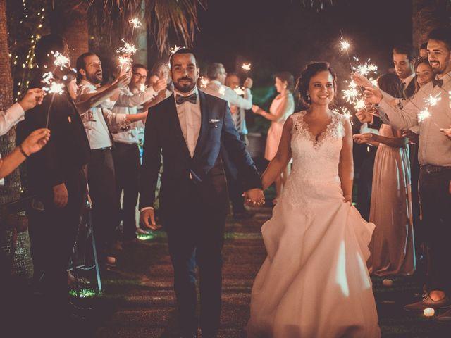 O casamento de Vera e Simão