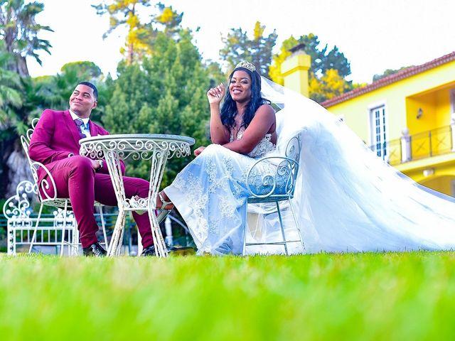 O casamento de Vanessa e Joel