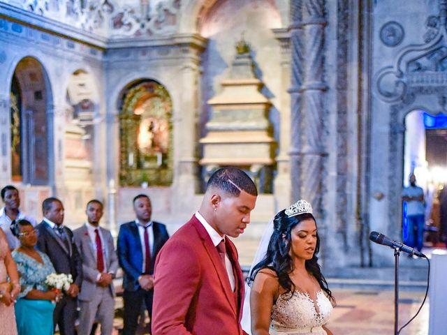 O casamento de Joel e Vanessa em Lisboa, Lisboa (Concelho) 1