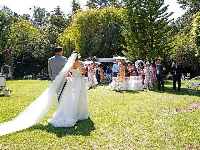 O casamento de Caio e Nina em Almornos, Sintra 19