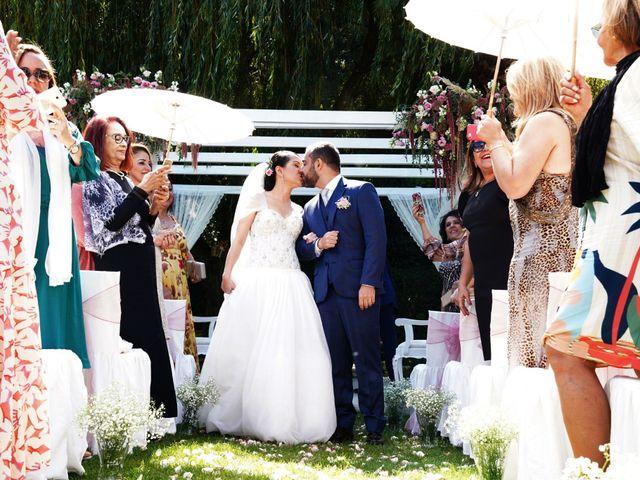 O casamento de Caio e Nina em Almornos, Sintra 23