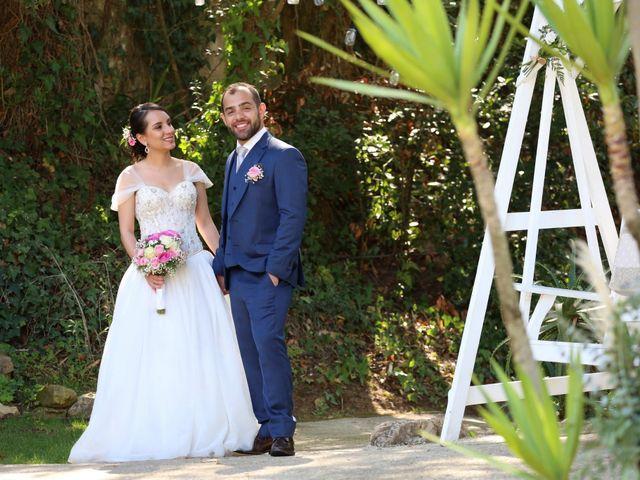 O casamento de Caio e Nina em Almornos, Sintra 37