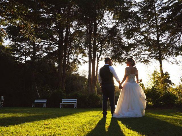 O casamento de Caio e Nina em Almornos, Sintra 42