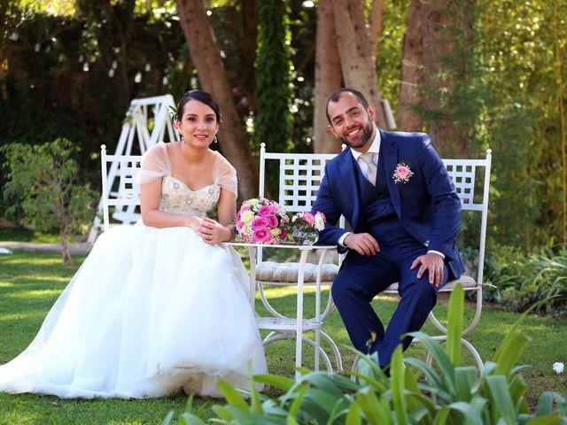 O casamento de Nina e Caio